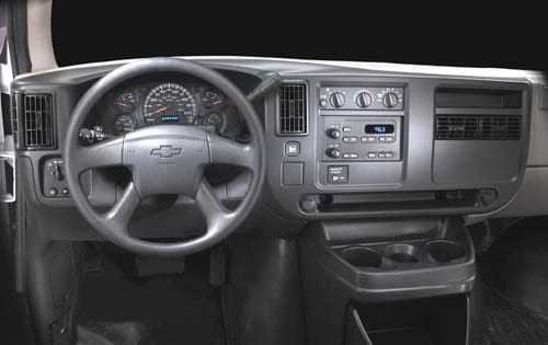 Used 2003 Chevrolet Express Cargo For Sale Pricing