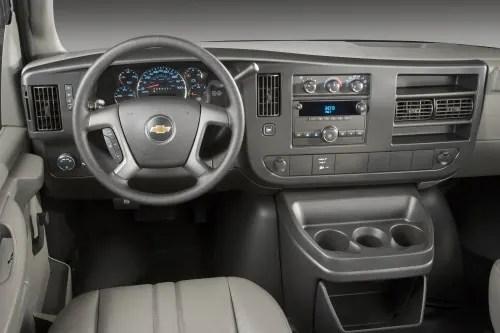 1993 Chevy 2500 Interior