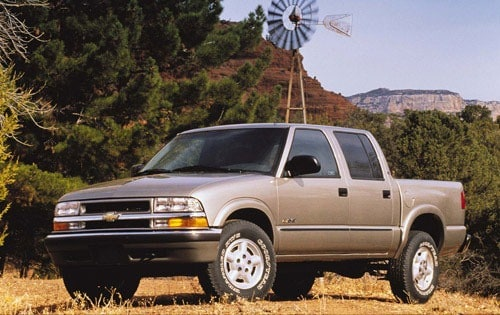 Used 2004 Chevrolet S 10 For Sale Pricing Amp Features