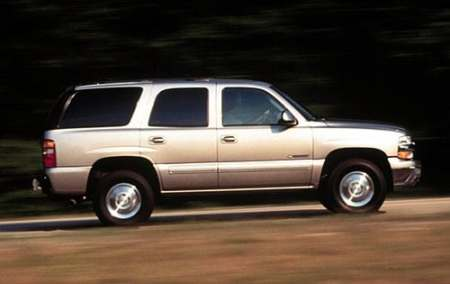 Used 2000 Chevrolet Tahoe Pricing   For Sale   Edmunds View Photos 2000 Chevrolet Tahoe