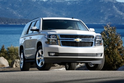 Chevrolet Tahoe Review Research New Amp Used Chevrolet