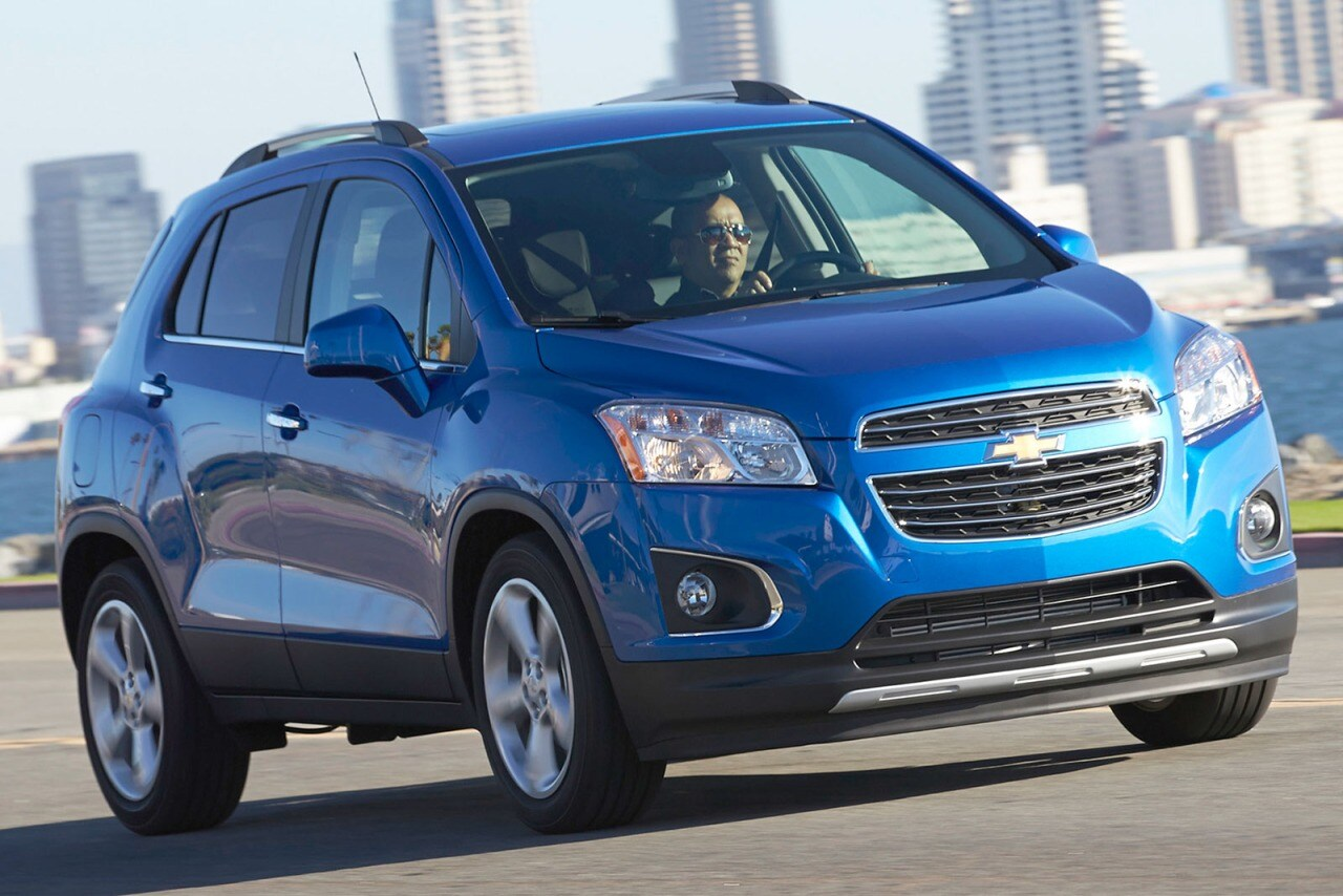 Used 2015 Chevrolet Trax For Sale Pricing Amp Features