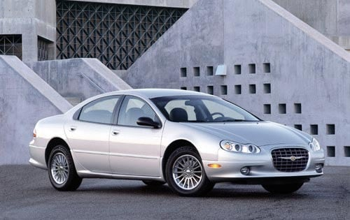 Used 2003 Chrysler Concorde For Sale Pricing Amp Features