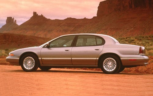Used Chrysler Lhs Pricing