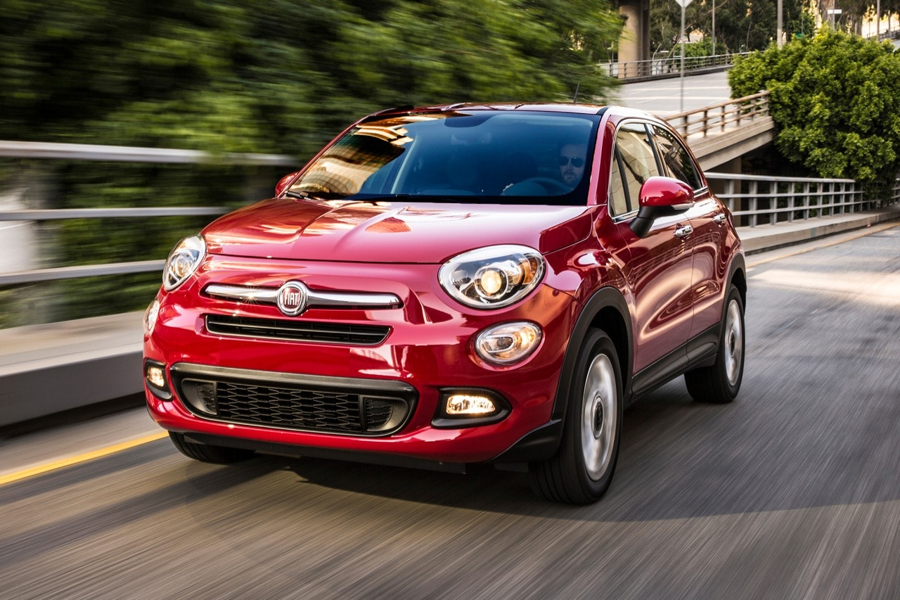 2018 Fiat 500x Suv Pricing For Sale Edmunds