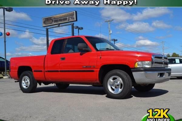 used 1995 dodge ram pickup 1500 for