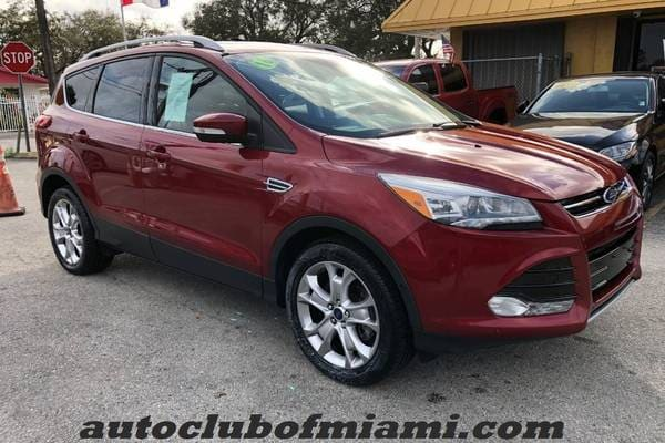 used 2016 ford escape for sale near me