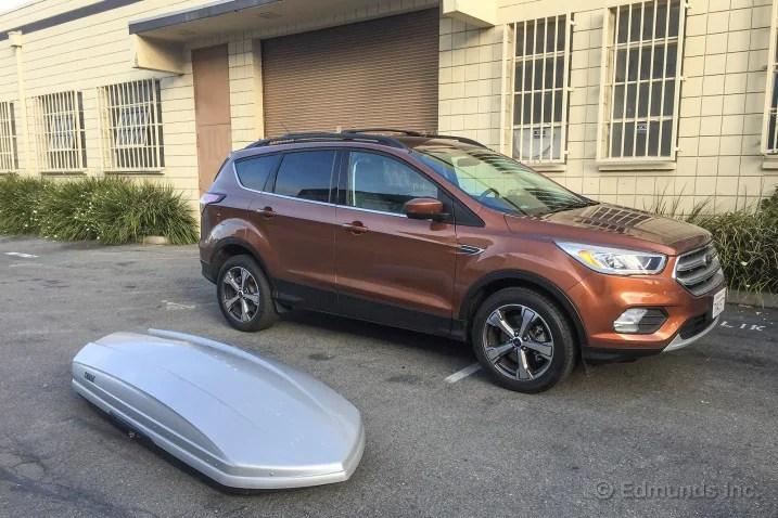 2017 ford escape edmunds road test