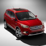 2017 Ford Escape Review Ratings Edmunds