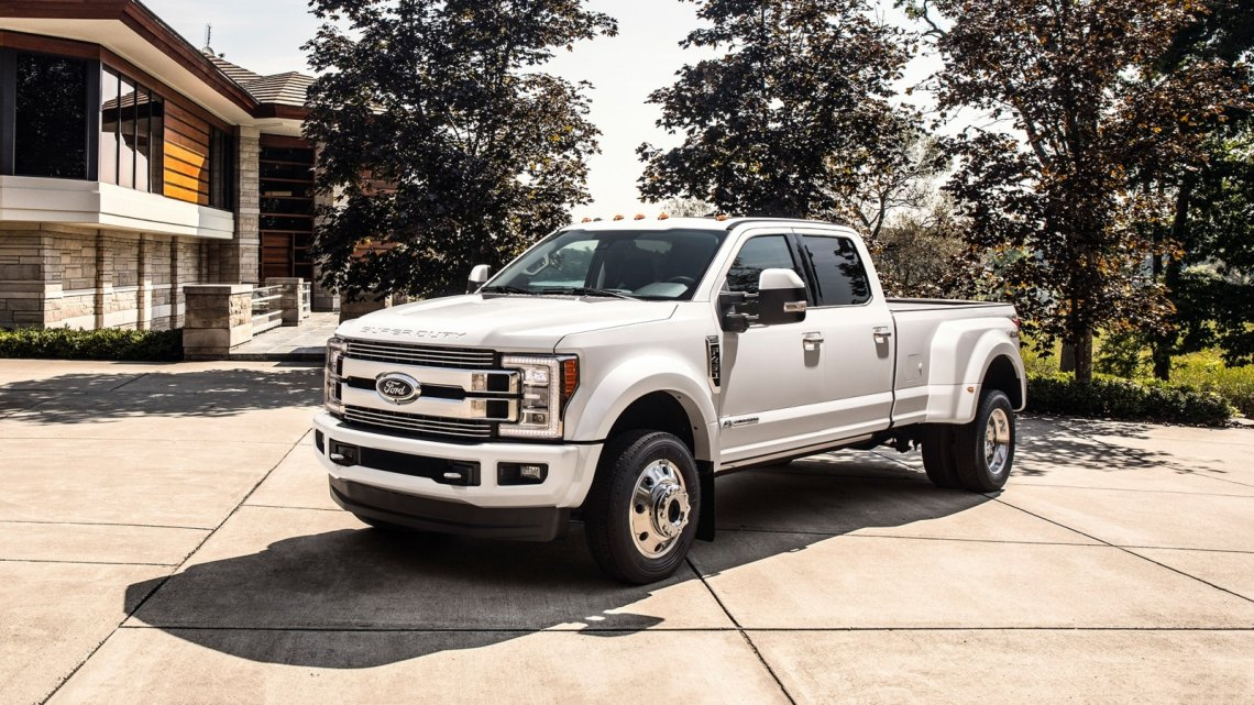 2019 ford f-350 super duty diesel pricing, features, ratings and