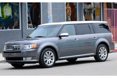 Used 2010 Ford Flex For Sale Pricing Amp Features Edmunds