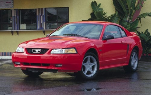 Used 1999 Ford Mustang Pricing For Sale Edmunds