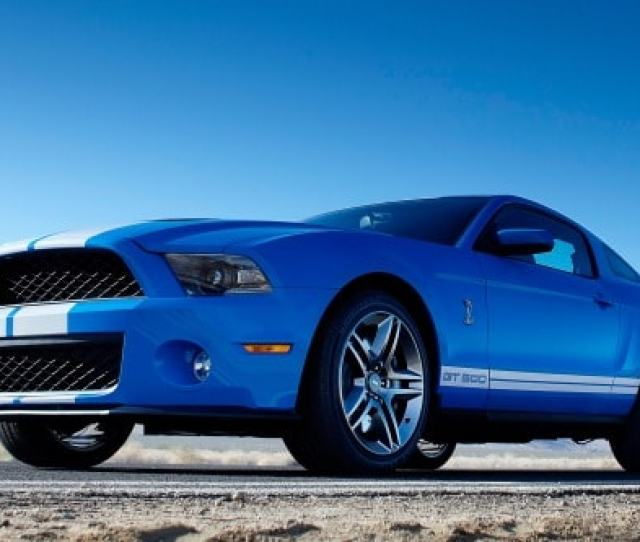 View Photos 2010 Ford Shelby Gt500