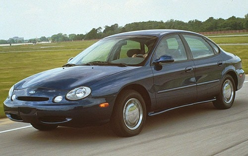 Used 1996 Ford Taurus Sedan Pricing - For Sale
