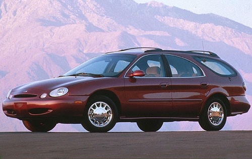 Used 1996 Ford Taurus Wagon Pricing - For Sale