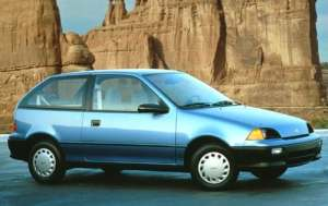 Used 1994 Geo Metro Pricing  For Sale | Edmunds