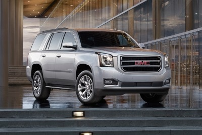 Best 2017 GMC Yukon Incentives  Rebates   Deals Near You   Edmunds 2017 GMC Yukon SLT 4dr SUV Exterior Shown