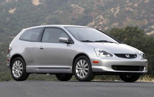Sedan Civic Honda Lx 2001