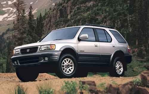 Used 2002 Honda Passport SUV Pricing Amp Features Edmunds