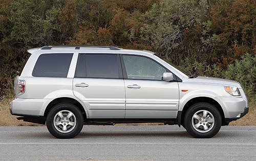 Used 2006 Honda Pilot Pricing For Sale Edmunds
