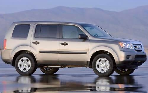 Used 2009 Honda Pilot SUV Pricing For Sale Edmunds