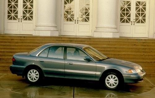 Used 1995 Hyundai Sonata Pricing For Sale Edmunds