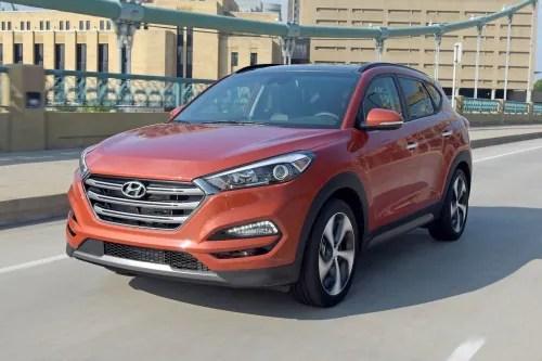 Used 2018 Hyundai Tucson SUV Review   Edmunds