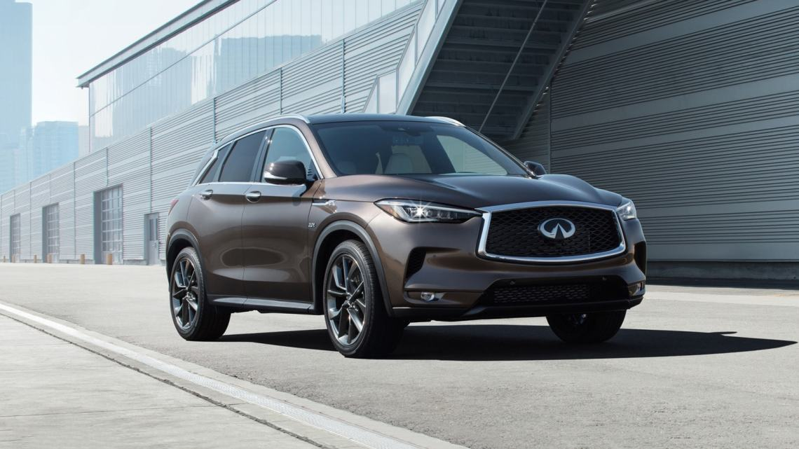 2019 infiniti qx50 pricing, features, ratings and reviews | edmunds