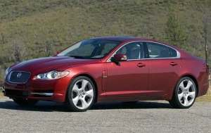 Used 2009 Jaguar XF for sale  Pricing & Features | Edmunds