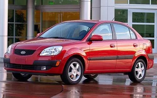 Used 2009 Kia Rio Pricing For Sale Edmunds