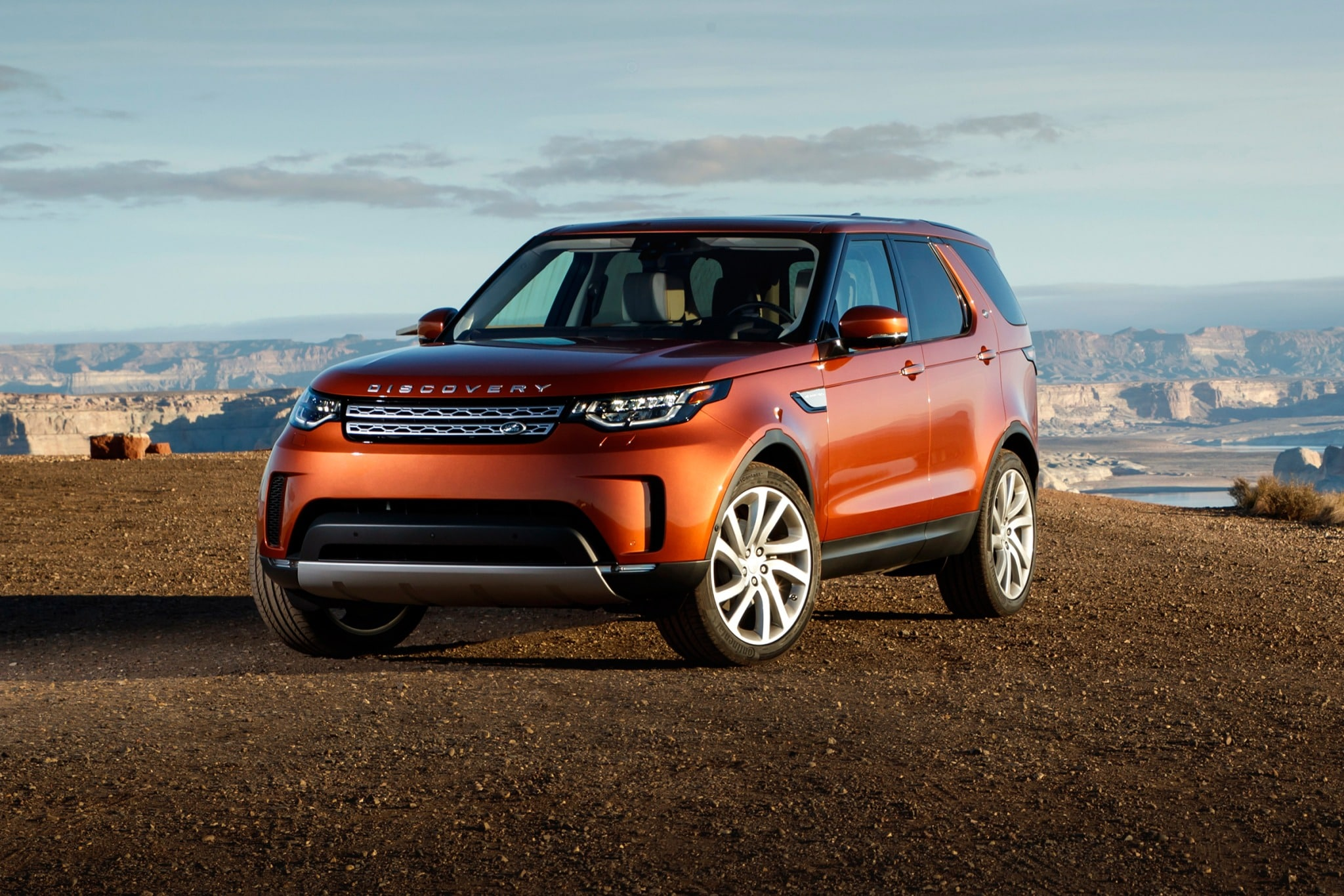 Maintenance Schedule for 2017 Land Rover Discovery
