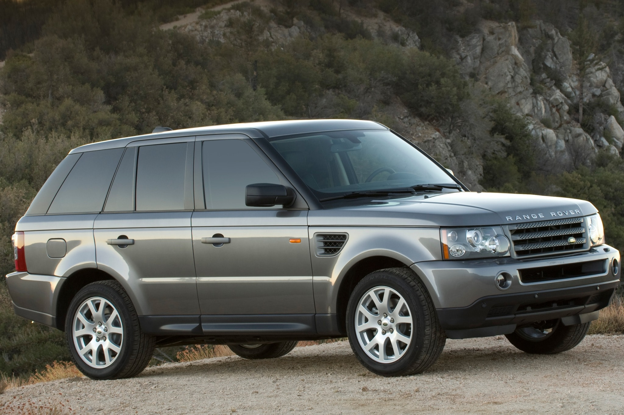 Maintenance Schedule for 2007 Land Rover Range Rover Sport