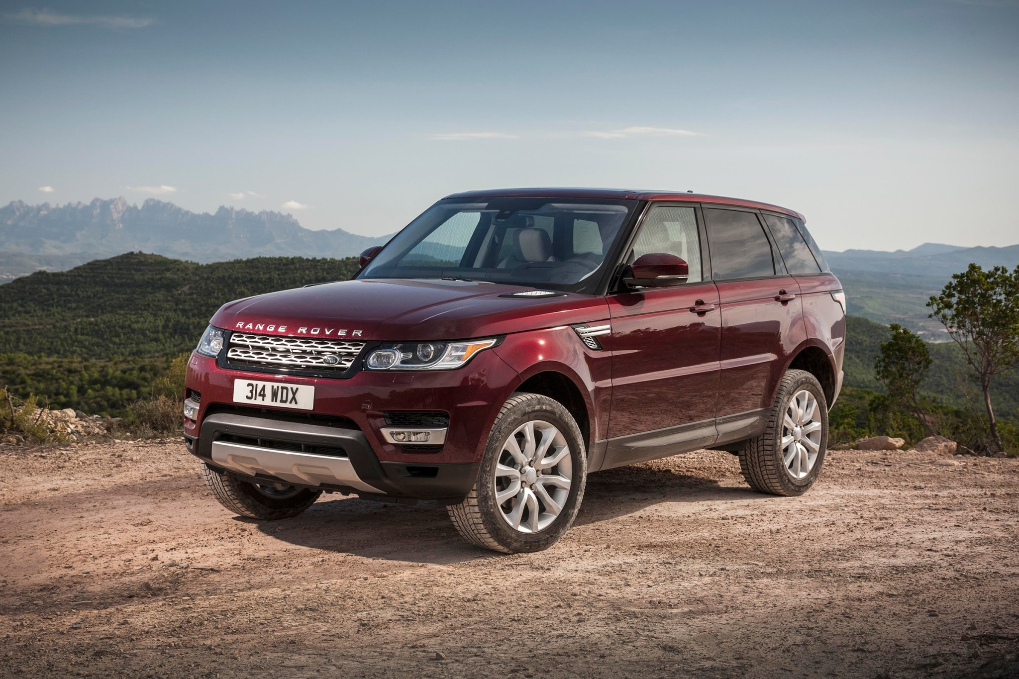 Maintenance Schedule for 2017 Land Rover Range Rover Sport