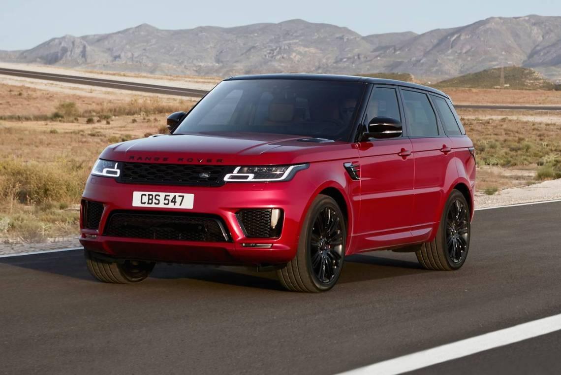 2018 range rover sport review car models 2018 2019. Black Bedroom Furniture Sets. Home Design Ideas