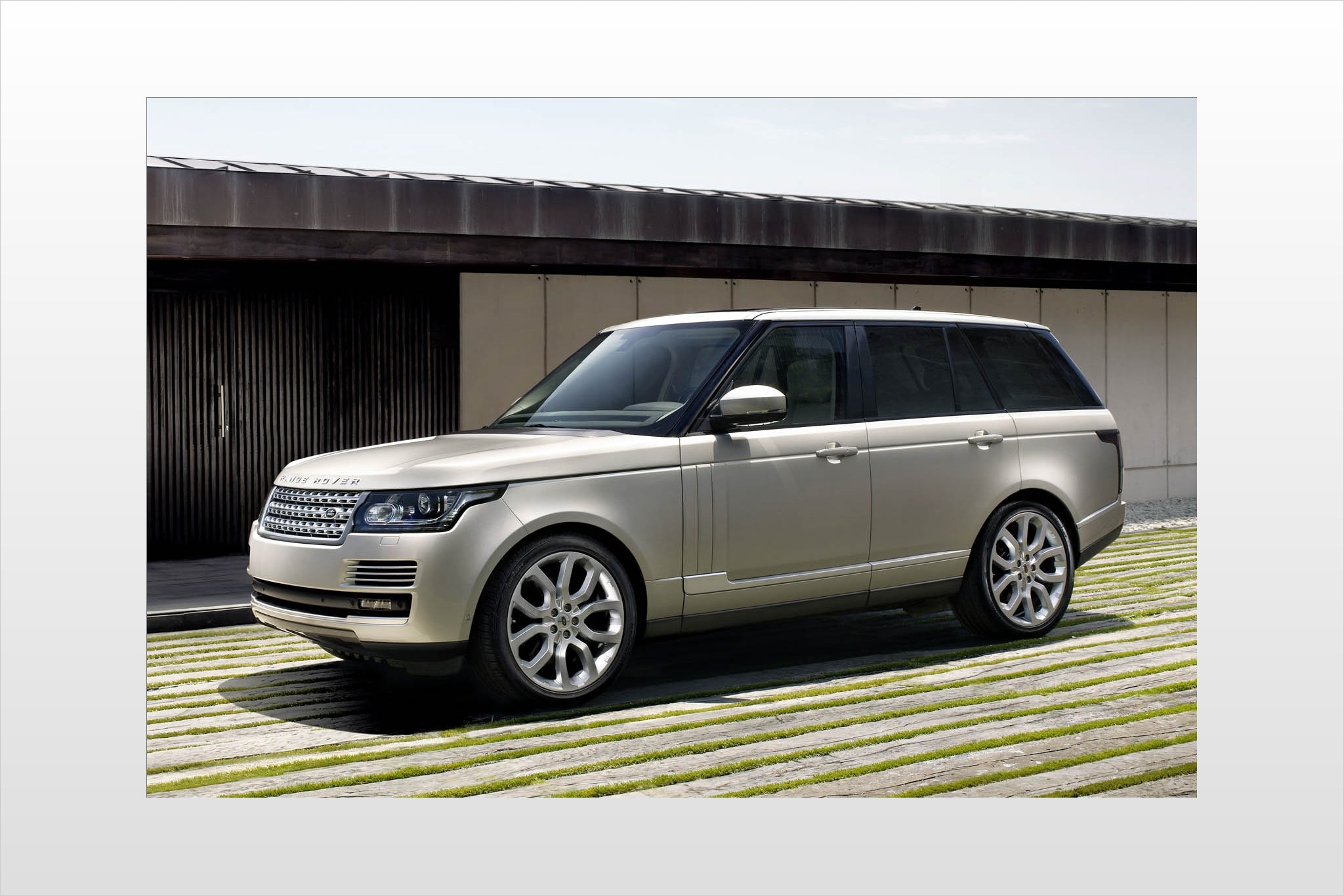 Maintenance Schedule for 2014 Land Rover Range Rover