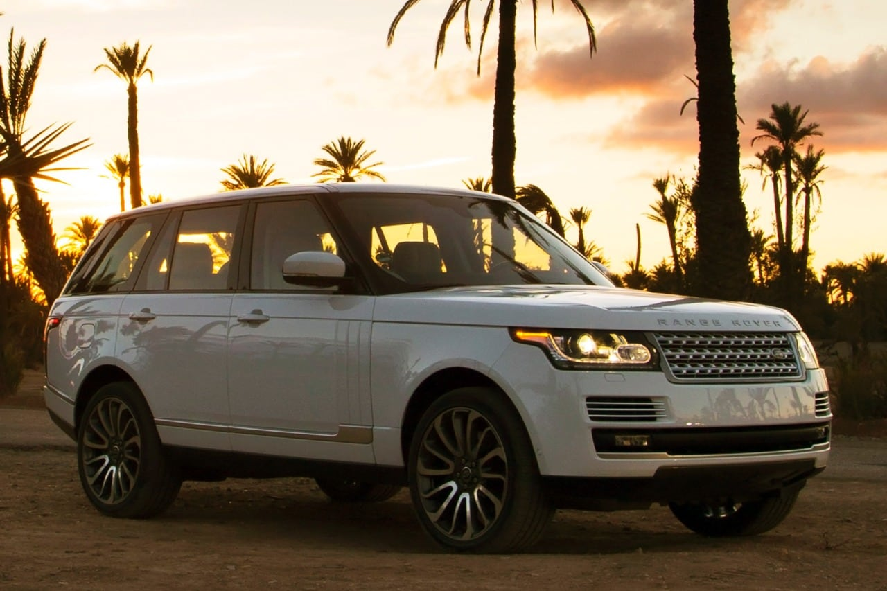 Used 2015 Land Rover Range Rover For Sale Pricing