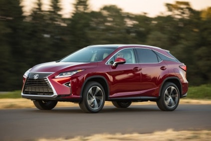 Lexus Rx 350 Review Research New Amp Used Lexus Rx 350