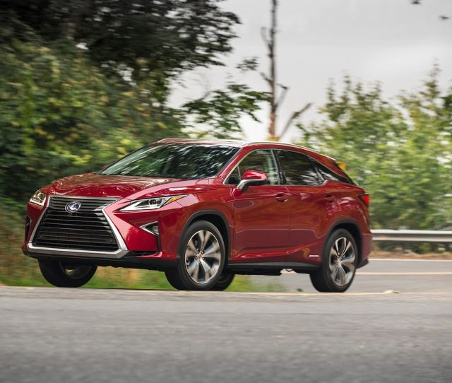 The Top Rated Hybrid Suvs For