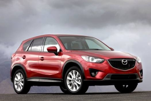 Mazda CX 5 2015 Crossover AWD 4WD