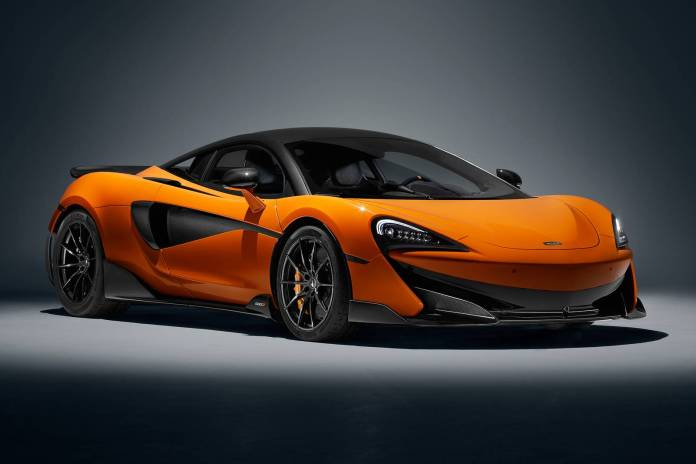 Used 2019 Mclaren 600lt Prices Reviews And Pictures Edmunds