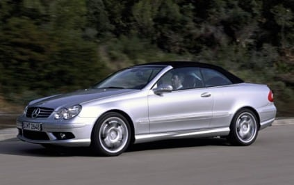 Used Mercedes Benz Clk Class Clk55 Amg Reviews Research