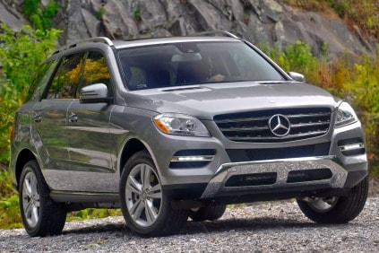 Mercedes Benz M Class Review Research New Amp Used