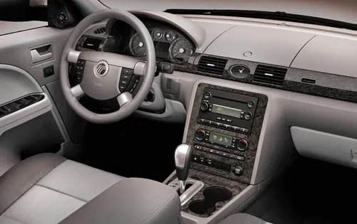Used 2006 Mercury Montego Sedan Pricing For Sale Edmunds