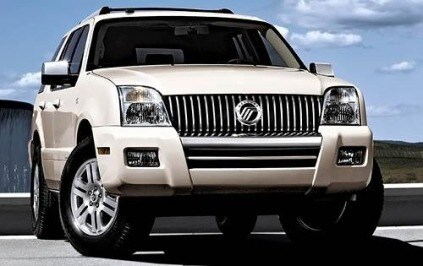 Mercury Mountaineer Review Research New Amp Used Mercury