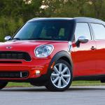 2013 Mini Cooper Countryman Review Ratings Edmunds