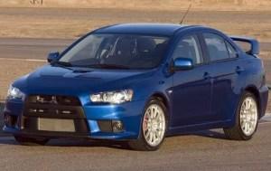 Used 2011 Mitsubishi Lancer Evolution Pricing  For Sale