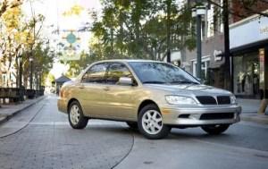Used 2002 Mitsubishi Lancer Pricing  For Sale | Edmunds