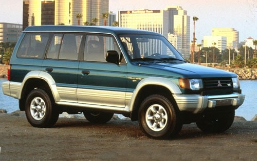 2000 Land Cruiser Review