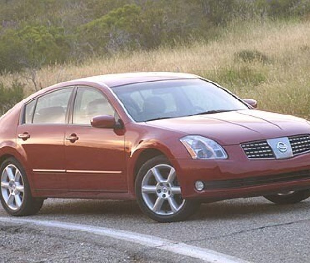 View Photos 2004 Nissan Maxima