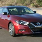 2016 Nissan Maxima Review Ratings Edmunds
